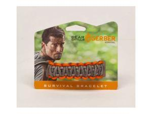 Gerber Bear Grylls Survival Bracelet Nylon Paracord 12 Ft With Whistle - 001773