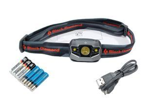 Black Diamond ReVolt Titanium Headlamp BD620600TITMALL1