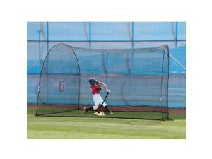 Trend Sports Heater Home Run 12x12x10 Lite Baseball Batting Practice Cage HRBC99
