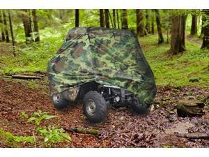 "Waterproof UTV Side By Side Cover Fits 120"" Length Camouflage Polyester UTV120C"