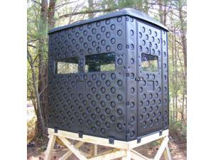 Formex Snap Lock 4x6 Portable Deer Hunting Blind Interlocking Double Wall Panels