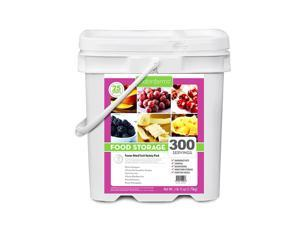 Lindon Farms 300 Servings Tropical Freeze Dried Fruits Emergency Food RP4086