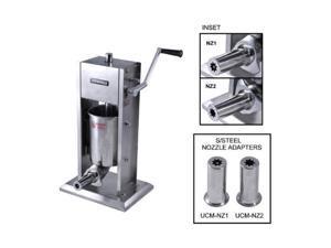 UniWorld Churro Maker Deluxe Stainless Steel 10lb Capacity UCM-DL5
