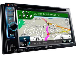 "Kenwood DNX6990HD 6.1"" Touchscreen Car Receiver w/ Built-In Garmin Navigation, Bluetooth, HD Radio"