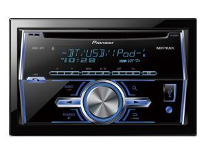 Pioneer FH-X700BT Car CD Player FHX700BT Double Din Built in Bluetooth FHX700BTB