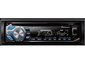 Pioneer DEH-X4600BT In Dash Car CD Player w Bluetooth Aux Input New DEHX4600BT