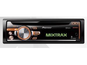 Pioneer DEH-X8600BH CD Receiver with MIXTRAX, Built In Bluetooth for Handsfree Calling and Audio Streaming, and HD Radio ...