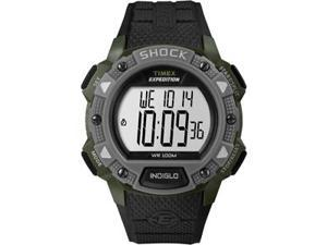Timex Expedition Digital Black Resin Mens Watch T49897