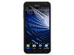 Skque Anti Scratch Screen Protector for Samsung Galaxy S 2 Skyrocket HD I757 AT&T