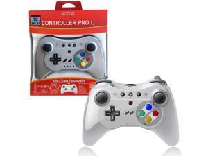 Wii U - Controller - Pro U - Classic (Interworks)