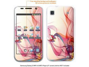 Protective Decal Skin skins sticker for Samsung Galaxy Player 4.0 MP3 case cover GLXYsPLYER_4-226