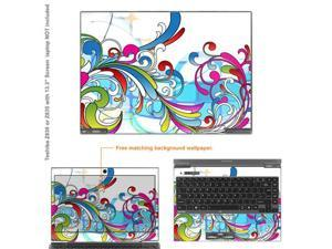 Matte Protective Decal Skin Sticker for Toshiba Portege Ultrabook Z830 & Z835 with 13.3inch Screen (NOTES: NEED view IDENTIFY ...
