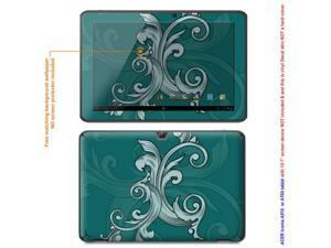 MATTE decal Skin skins sticker for Acer Iconia Tab A510 & A700 with 10.1 inch screen (NOTES: this will NOT fit ASUS Transformer ...