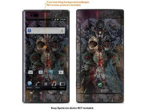 Decalrus Protective Decal Skin skins sticker for AT&T Sony Xperia Ion case cover Ion-570