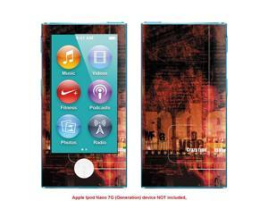 Decalrus Protective Decal Skin skins sticker for Apple Ipod Nano 7G 7th Generation (IMPORTANT: to get correct skin view IDENTIFY ...