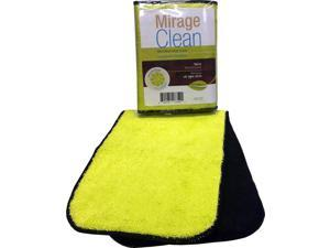 Mirage Clean 4 inch x 15 inch Velcro Replacement Mop Cover