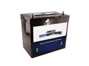 12V 55AH SLA Battery replaces 8A22NF PS-12550