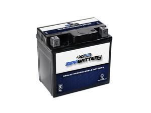 YTX5L-BS ATV Battery for Suzuki 80cc LT80 QuadSport 80 2002
