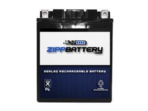 YTX14AH-BS Snowmobile Battery for Arctic Cat Z 2001