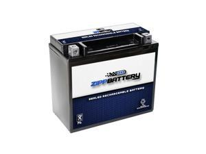 YTX20L-BS Motorcycle Battery for Harley-Davidson 1340cc FLST Series Softail 1996