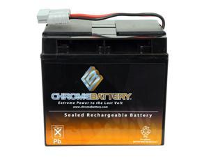 RBC7 UPS Complete Replacement Battery Kit for SUA1500 SUA1500X93 SUA750XL