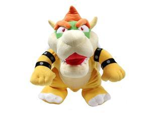 "Global Holdings Super Mario Extra Large Plush Toy - 15"" Bowser"