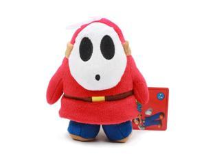 "Global Holdings Super Mario Plush Toy - 5"" Shy Guy"