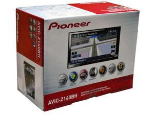 "NEW PIONEER AVICZ140BH 7"" TOUCHSCREEN MONITOR CD MP3 DVD BLUETOOTH AVIC-Z140BH"
