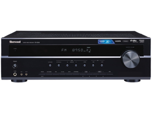 Sherwood Rd6506 500-Watt 3D-Ready A/V Receiver