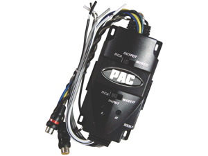 PAC SOEM-T 2-Channel Premium Line-Out Converter with Remote Turn-On Trigger
