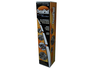 "NEW DYNAMIC CONTROL 21100 DYNAPAD 1/2"" THICK 32""x54"" DYNAMAT 12 SQ FT."