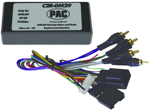 PAC C2R-GM29 29-Bit Interface for GM 2007 Vehicles with No Onstar System