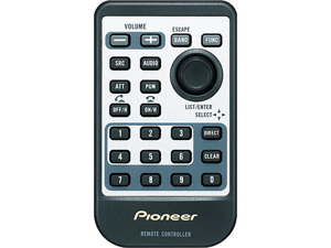 NEW PIONEER CDR510 REPLACEMENT REMOTE FOR CD PLAYERS