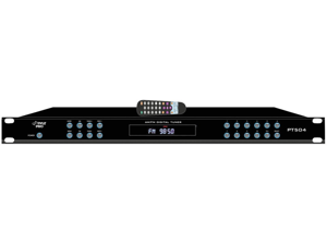Pyle-Home Pt504 Rack-Mount Am/Fm Receiver With Auto-Start