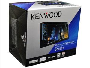 Kenwood DDX319DVD receiver
