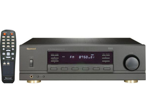 New Sherwood 200W Home Theater Am Fm Receiver 200 Watt 2 Channel Stereo