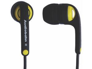 New Audiobahn Aep220j Dj Pro Audio Earbud In Ear Headphones