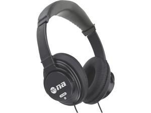 New Nippon Cd9500 Full Size Stereo Headphones With Padded Ear Pads