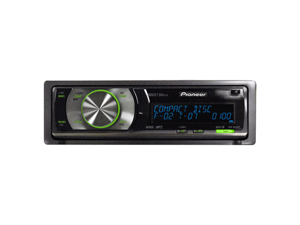 Pioneer DEH-6010MP In-Dash Single DIN MP3/WMA/WAV/CD Tuner AM/FM