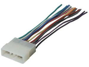 New American International Iwh990 81-Up Universal Import Wiring Harness