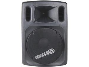 "New Nippon Djap1577ausb 15"" 500W Dj Speaker Built In Amplifier Amp 500 Watt"