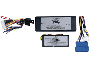 NEW PAC OS2GM32 ONSTAR INTERFACE FOR '00-05 CADILLAC TO ADD AFTERMARKET OS2-GM32