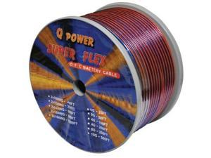New Q-Power 16G500 16 Ga 500' Spool Car Audio High Performance Speaker Wire