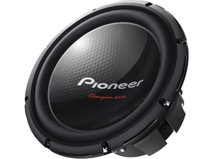 "New Pioneer Ts-W260d4 10"" 1200 Watt Dvc 2 Ohm 8 Ohm Car Audio Subwoofer Sub"