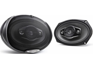 "NEW KENWOOD KFC6984PS 6x9"" 4 WAY 480W CAR AUDIO SPEAKER SYSTEM KFC-6984PS"