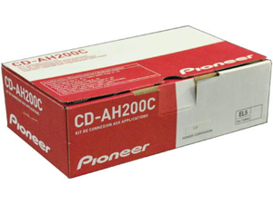 NEW PIONEER CDAH200C APP RADIO 2 ADAPTER KIT FOR ANDROID PHONES