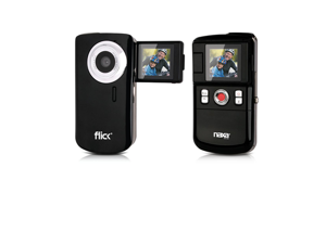 "NEW NAXA NDC-400 1.44"" Flick Mini Digital Video Camcorder"