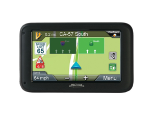 Magellan RoadMate 5230T-LM 5 Touchscreen w/Lifetime Maps & Traffic