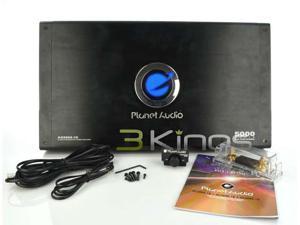 New Planet Audio Ac5000.1D 5000W Mono D Car Amplifier Car Amp Remote Ac50001d