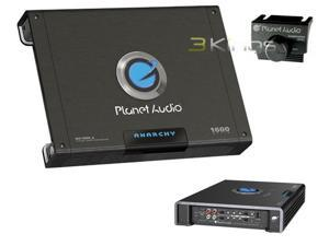 New  Planet Audio Ac1600.4 1600W 4 Channel Car Amp Amplifier